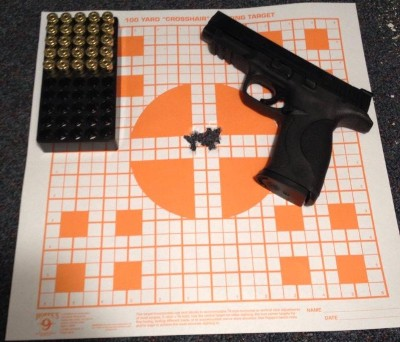 SHOOTING LESSON with Police Instructor Joe Morgan - Holbrook, MA