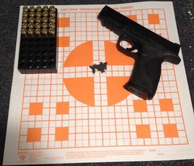 Shooting 101 with Police Instructor Joe Morgan - Holbrook, MA - November 22 at 9AM
