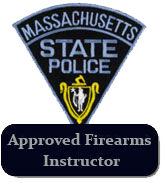 11/09 Basic Firearms Safety with Police Instructor Ryan, Rockland, MA 5:30PM